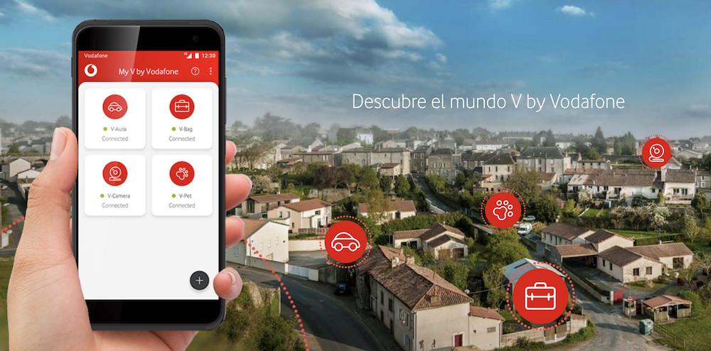 Conoce todos los productos de la gama V by Vodafone