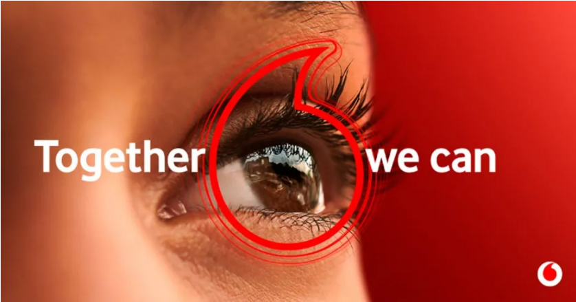 Together we can, el nuevo posicionamiento de Vodafone