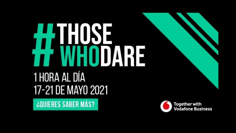 Vodafone reúne 4000 pymes en «Aquellos que se atreven»